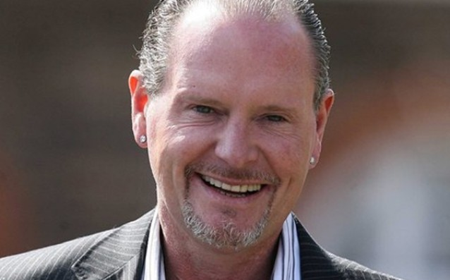 Paul Gascoigne was accused in racism
