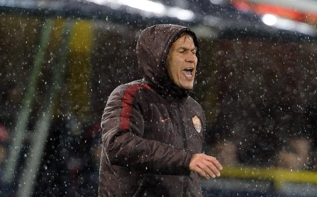 Roma is happy to confront Real Madrid