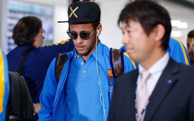 Barca are worried for Neymar