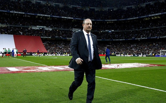 Benitez's agent: 'There are no ultimatums.'