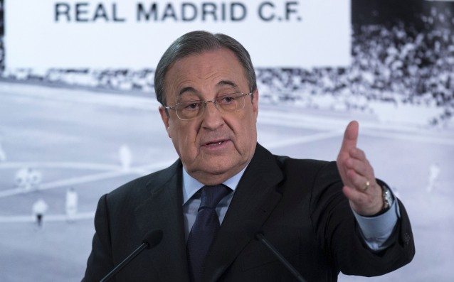 Florentino issued a 'vain ban' to the Club Tv