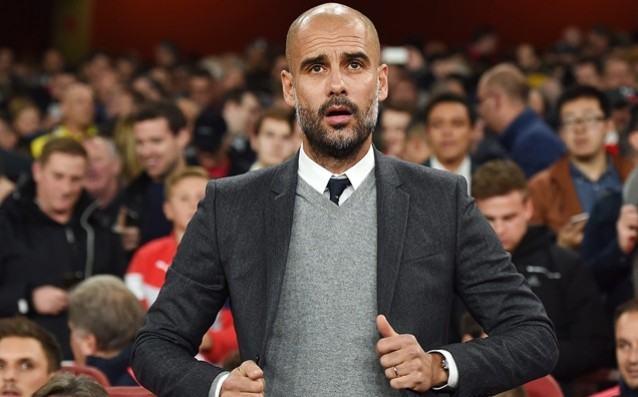 Guardiola: 'I will announce my future next week.'