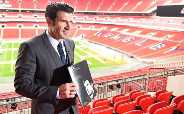 Figo: 'Peace in a club like Real Madrid does not exist.'