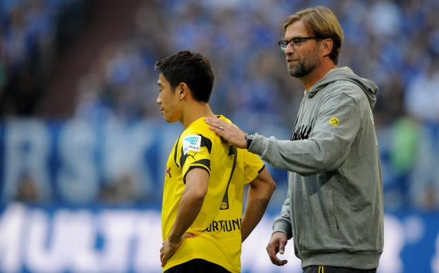 Kagawa: 'Liverpool's results show how great Klopp is.'