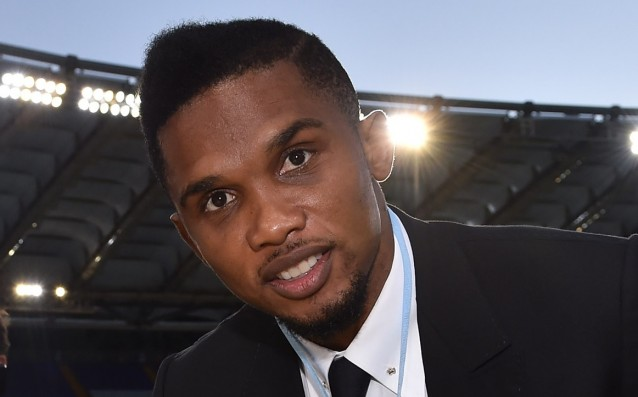 Eto'o became a coach of Antalyaspor