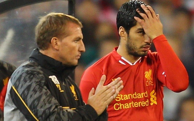 Poyet: 'If Suarez was in Liverpool, Rodgers would still be the coach.'
