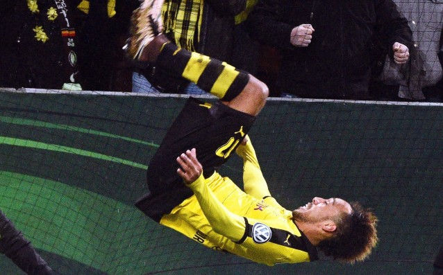 Dortmund and Bochum are going forward for the Cup