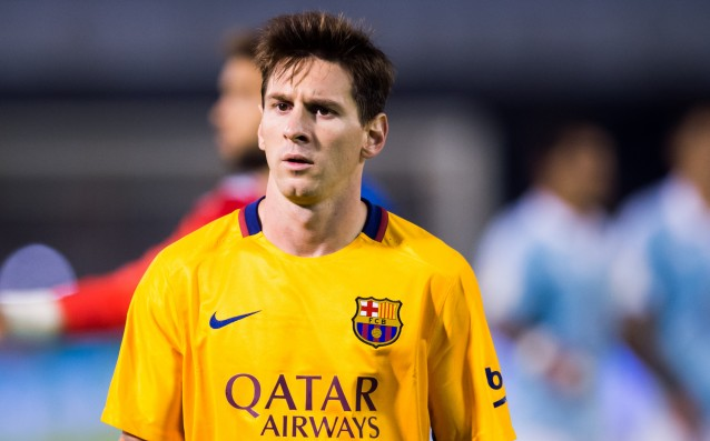 Messi: 'I am not dependent on football.'