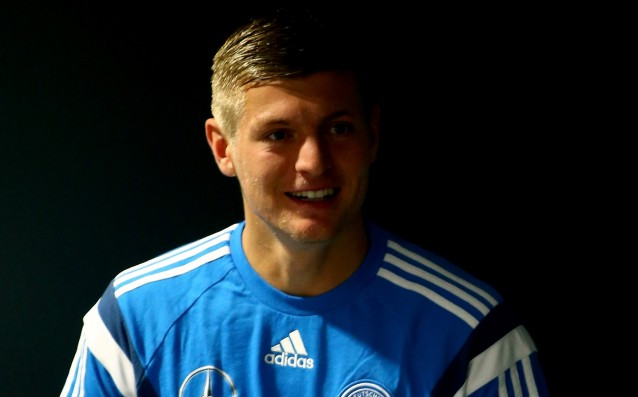 Juventus and Inter wll go into a battle for the signature of Kroos