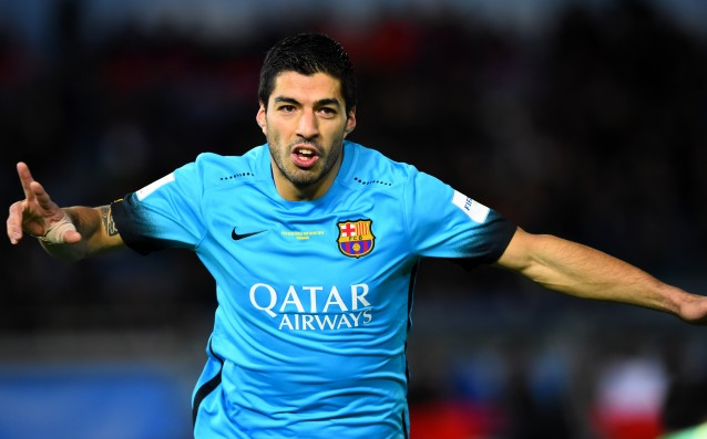 Suarez: 'Barcelona must become the champion.'