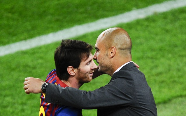 Pep: 'As a fan of Barca I couldn't wish success to Zidane.'