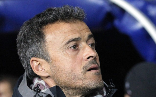Luis Enrique: 'I'm not surprised by the sacking of Benitez.'