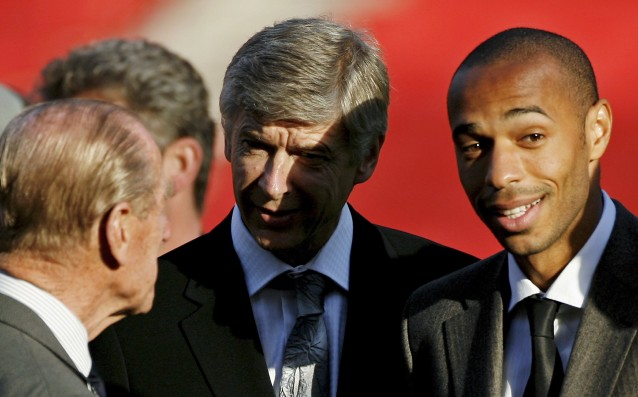 The teacher of Thierry Henry – Arsene Wenger