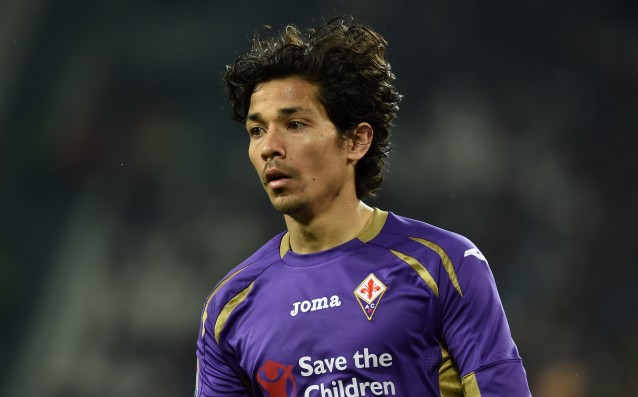 Mati Fernandez and Alonso re-signed with Fiorentina
