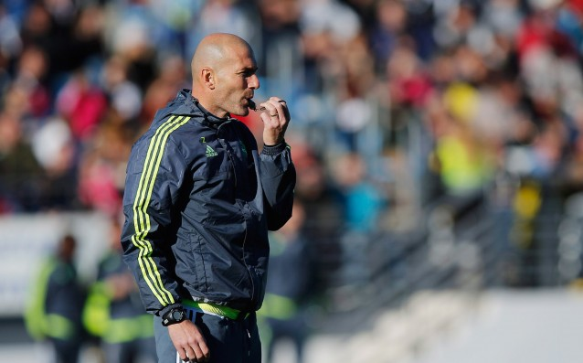 Zidane: 'Hesse, Cheryshev and Isco are not for sale.'