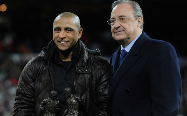 Roberto Carlos: 'I can take Neymar from Barca.'