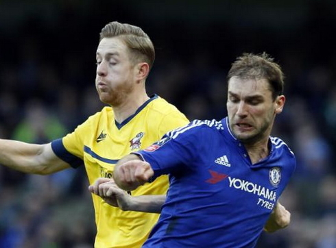 Ivanovic remains in Chelsea until at least 2017