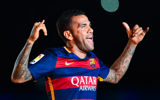 Chinese are tempting Dani Alves