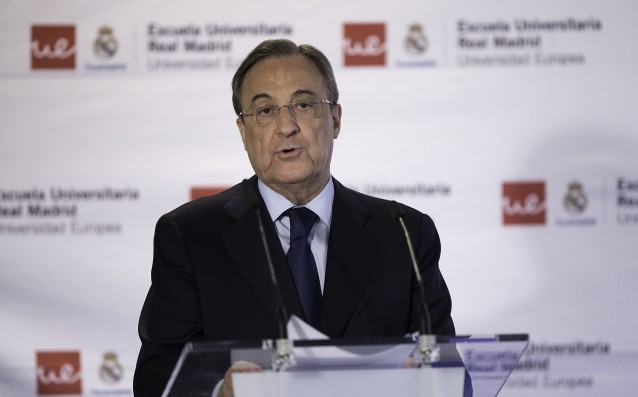 Real Madrid will appeal the FIFA sanction