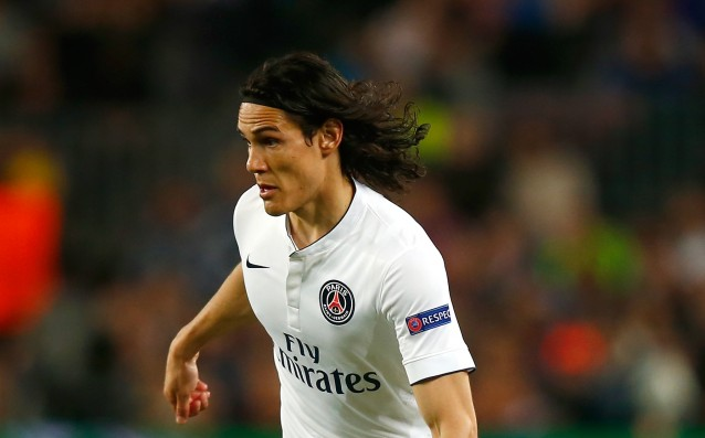 Juventus wants Cavani