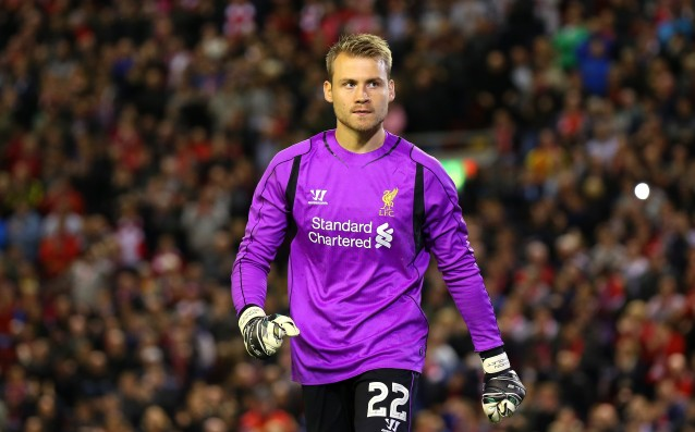 Simon Mignolet extended his contract with Liverpool
