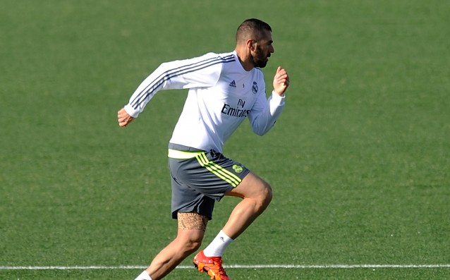 Benzema and Ramos are training at full speed