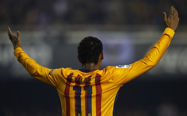 Leo: 'Neymar will win the Golden Ball.'