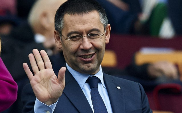 Bartomeu is impressed by the progress of PSG