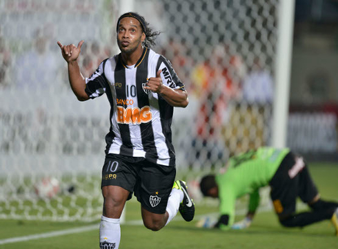 Ronaldinho: 'I will soon make a decision about my future.'