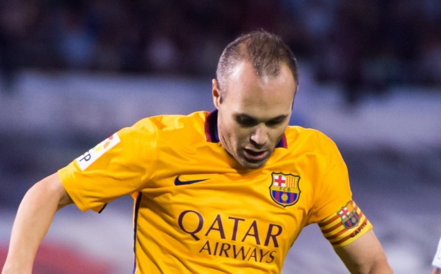 Iniesta and Busquets will play in the match with Athletic