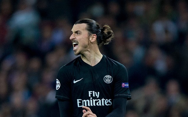 Ibrahimovic is the best-paid player in France
