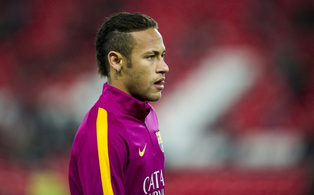 Neymar was sued in his country