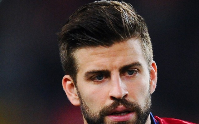 Pique: 'If we don't win the title it will be our fault.'