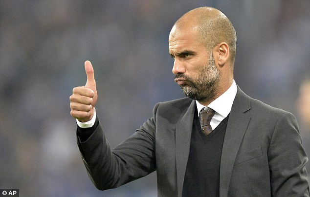Guardiola wants three players from Barca to join City