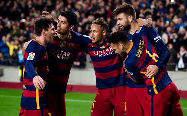 Barca is negotiating with sponsors of Super Bowl