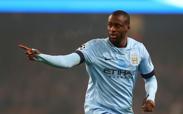 Yaya Toure will leave Manchester City because of Guardiola