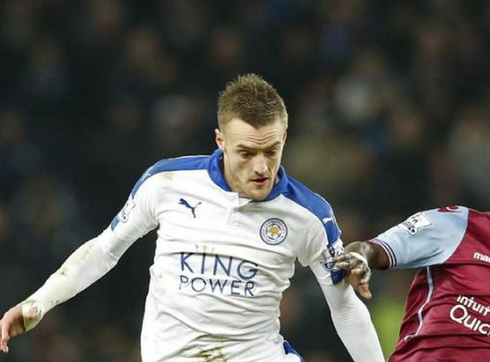 Vardi wants to stay at Leicester