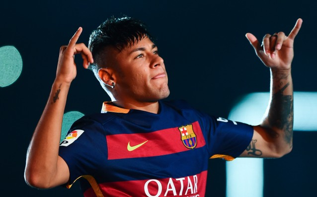 Madame Tussaud's graced Neymar