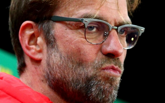 Klopp placed the 'heavy artillery' against West Ham