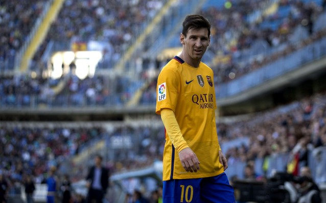 Messi will undergo surgery on Tuesday