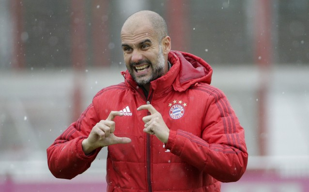 Guardiola will chase 7 people from City