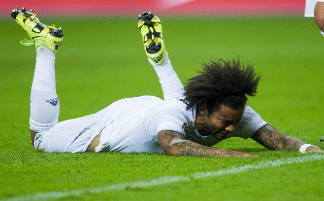 They confirmed the seriousness of the injury of Marcelo
