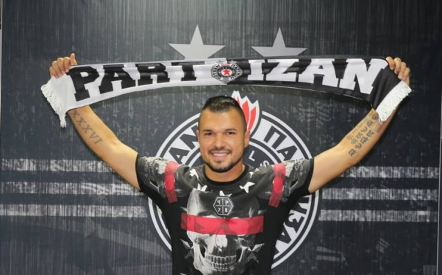 Bozhinov brought a new victory to Partizan