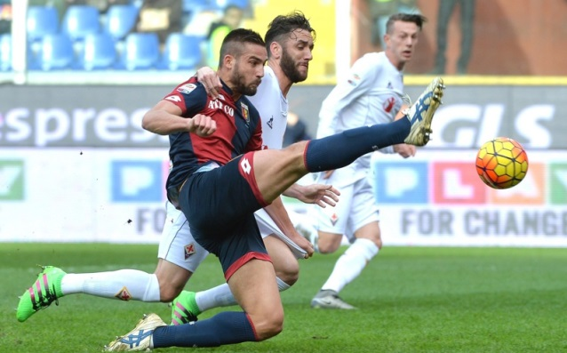 Genoa striker will be out for 6 weeks