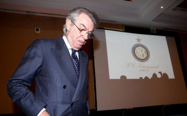 Massimo Moratti: 'I'm not selling more from Inter.'