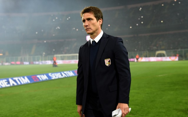 Palermo is again without a coach