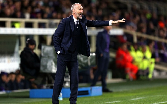 Pioli is leaving Lazio after the end of the season