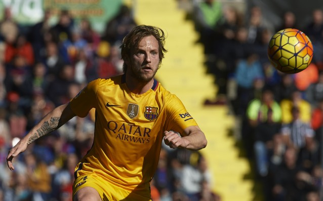 Rakitic also earned a new contract with Barca