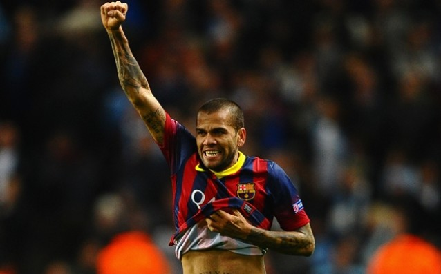 Barca is not going to part with Dani Alves