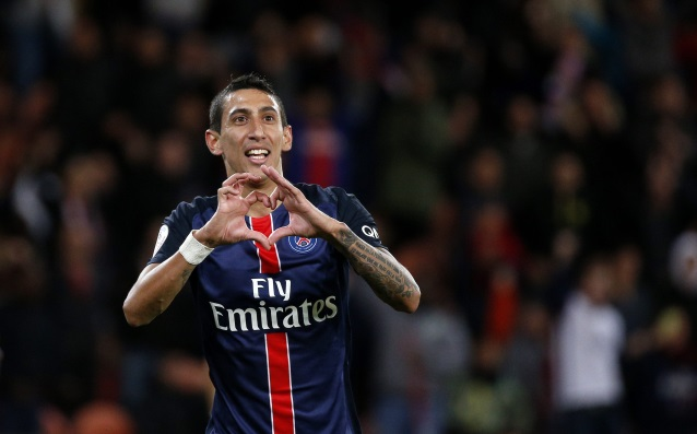 Di Maria: 'We have the strength to get to the finish of Champions League.'